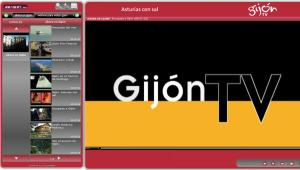 """""""Vista del Canal Gijón TV"""""""