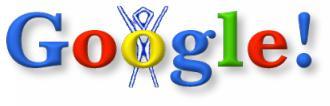 googleburn: primer doodle de Google