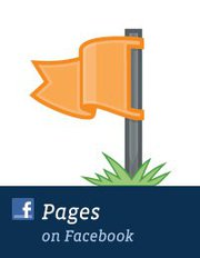 Pages on Facebook