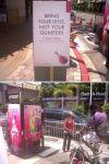 Activate Human Powered Vending Machine - Street Marketing - comunica2punto0