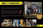 Amnesty International - Mannequins - Street Marketing - comunica2punto0
