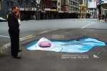Auckland City Roads 2 - Street Marketing - comunica2punto0