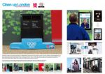 Be part of the 2012 London Olympics - Street Marketing - comunica2punto0