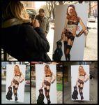 blush Berlin - Photo Stand In - Street Marketing - comunica2punto0