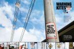 Canto Cidadão - Warning Kites - Street Marketing - comunica2punto0