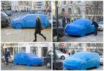 Chevrolet Play-Doh - Street Marketing - comunica2punto0
