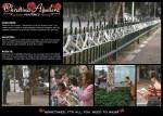 christina aguilera perfumes - Street Marketing - comunica2punto0