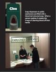 clue soap - Street Marketing - comunica2punto0