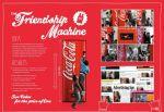 Coca-Cola The Friendship Machine - Street Marketing - comunica2punto0