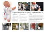Colgate Palmolive La Croix Bleach Doll - Street Marketing - comunica2punto0