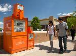 Denver Water Newspaper box - Street Marketing - comunica2punto0