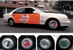 Detergente lavando la ropa en las ruedas - Holanda - Street Marketing - comunica2punto0