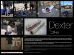 dexter blood - Street Marketing - comunica2punto0