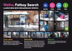 DNA Welho - Fatboy search - Street Marketing - comunica2punto0