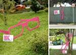 donate glasses - Street Marketing - comunica2punto0