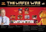Elite's Wafers - The Wafer War - Street Marketing - comunica2punto0
