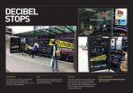 Eurobasket Decibel stops - Street Marketing - comunica2punto0