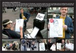 free caricature - Street Marketing - comunica2punto0