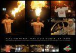 Hortifruti - Fire breathing - Street Marketing - comunica2punto0