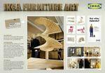 IKEA Furniture Art - Street Marketing - comunica2punto0