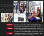 Imlek Dairy Products Company - Media Flirting - Street Marketing - comunica2punto0