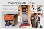 ING Vysya Bank - ING Zing Savings Account for kids - Street Marketing - comunica2punto0