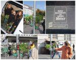 Knorr Guerilla Gardening - Street Marketing - comunica2punto0