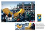 Kraft Macaroni & Cheese Heated Noodle - Street Marketing - comunica2punto0