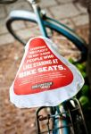 Kvällspressen Impact - A really unalternative media, Bike - Street Marketing - comunica2punto0