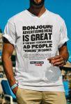 Kvällspressen Impact - A really unalternative media, T-shirt - Street Marketing - comunica2punto0