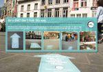 Kyalin Don't Look - Street Marketing - comunica2punto0