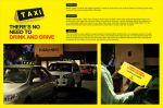 Mahiki - Take A Taxi - Street Marketing - comunica2punto0