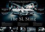 Mercedes Benz Spain The SL Sting - Street Marketing - comunica2punto0
