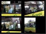 metrobus - Street Marketing - comunica2punto0