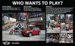Mini Who wants to play - Street Marketing - comunica2punto0