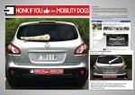 Mobility Dogs Wagging Tail - Street Marketing - comunica2punto0