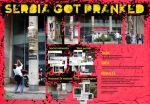 MTV Serbia Pranked - Serbia got pranked - Street Marketing - comunica2punto0