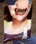 nail biter - Street Marketing - comunica2punto0