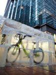 Nice Ride - Frozen Bikes - Street Marketing - comunica2punto0