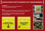 Nissan Micra Scratches on the wall - Street Marketing - comunica2punto0