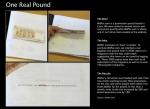 one real pound - street marketing - comunica2punto0