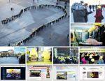 Organ Donation - Queue - Street Marketing - comunica2punto0