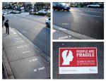 People are Fragile Grande Skinny Latte - Street Marketing - comunica2punto0