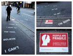 People are Fragile Meeting - Street Marketing - comunica2punto0