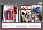 right guard perspiration emergency - Street Marketing - comunica2punto0