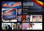 ROM The American Takeover - Street Marketing - comunica2punto0