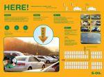 S-OIL Here balloon - Street Marketing - comunica2punto0