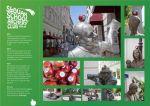 Slovak School Archery Club - Statues - Street Marketing - comunica2punto0
