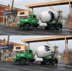 Smart fortwo coupe - City cement trucks - Street Marketing - comunica2punto0