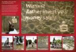 sparkasse wishes - Street Marketing - comunica2punto0